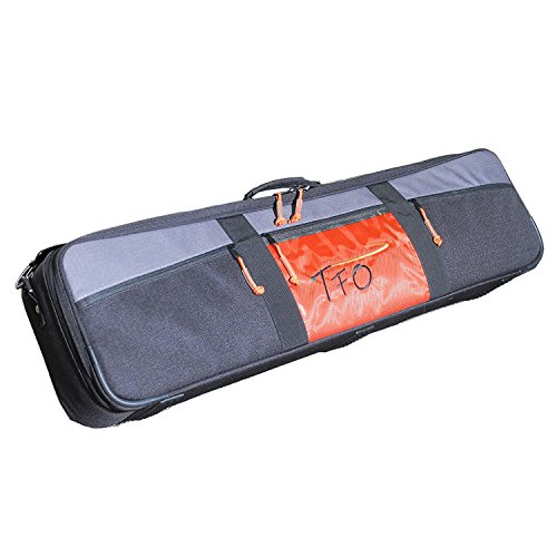 TFO Fly Rod/Reel Travel Case with Straps 36