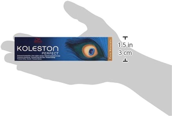 Wella Professionals Koleston - Tinte para cabello (60 ml), 4 ...