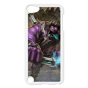 ipod 5 phone case White League of Legends DrMundo IUY2072288