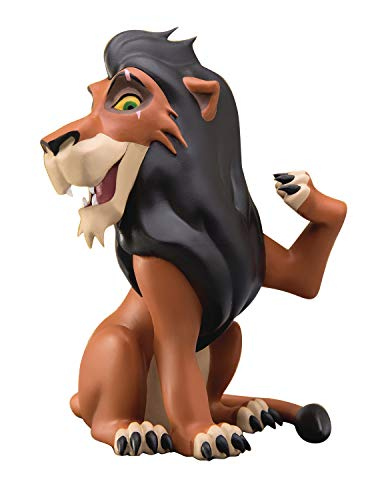 Beast Kingdom Disney Villains: Mea-007 Scar Mini Egg Attack Statue, Multicolor]()