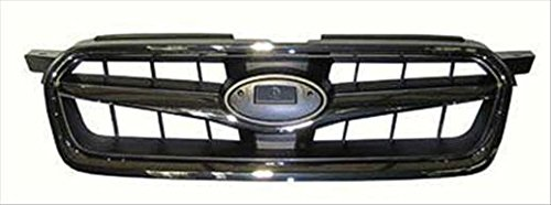 OE Replacement Subaru Legacy Grille Assembly (Partslink Number SU1200138)
