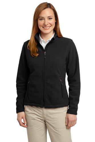 Port Authority Women's Value Fleece Jacket S Black