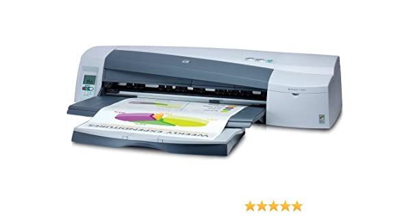 HP Designjet 110plus Printer - Impresora de gran formato (1200 x 600 DPI, 7000 páginas por mes, HP Designjet System Maintenance, A1 (594 x 841 mm), 625 mm through front manual feed path, 5 mm): Amazon.es: Informática