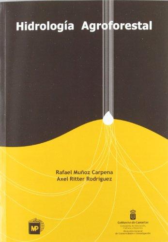 Descargar Libro Hidrología Agroforestal Rafael Munoz Carpena