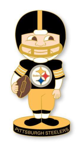 - Pittsburgh Steelers Bobble Head Pin