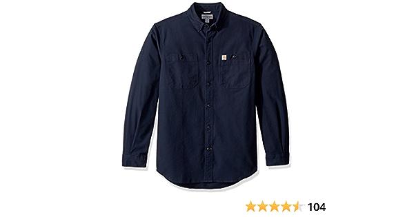 Carhartt Rugged Flex Rigby Long Sleeve Work Shirt Camisa Utility para Hombre
