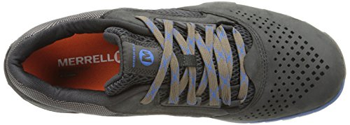 Merrell Annex Ventilator, Men's Low Rise Hiking Shoes, Black (Black), UK Size 6.5 (EU 40, US 7)