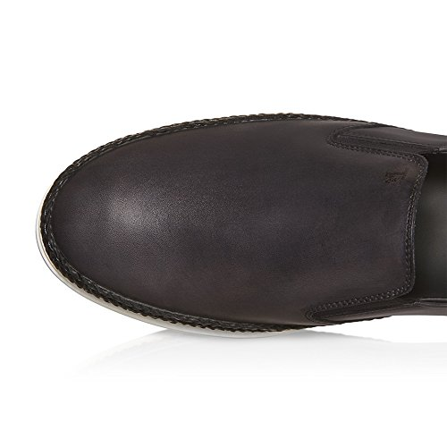 Uomo On Pelle Sneakers Slip XXM0YB0K900D9CB605 Nero Tod's Pt4q18