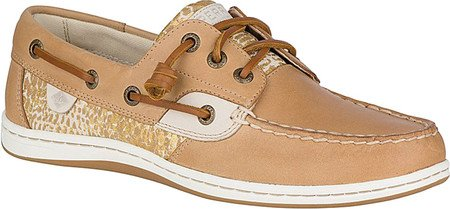 Women's Songfish Python Sider Linen Sperry Top Oxfords Flats amp; nqS4BfT