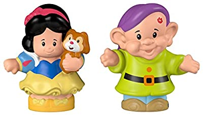 Fisher-Price Disney Princess Snow White & Dopey Figures
