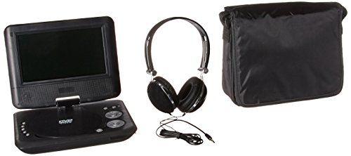 7 in portable dvd player - 2