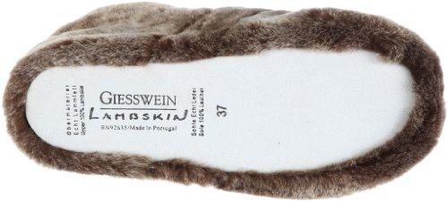 Gera Pantuflas Mujer Para Giesswein Marrón OZXSqx