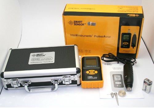 Smart Sensor AR63B Digital Precision Vibration Meter Tester Gauge Analyzer !NEW!