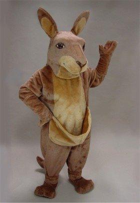 Kanga Kangaroo Mascot Costume