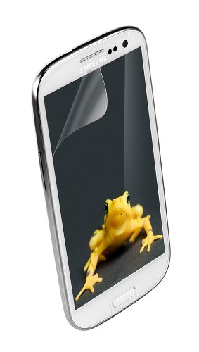 Wrapsol Ultra Protective Screen Film Wrap for Samsung Galaxy S3