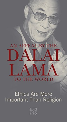 An Appeal by the Dalai Lama to the World
