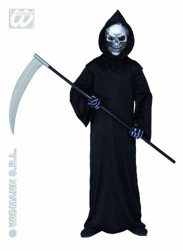 Widmann 55508 - Kinderkostüm Dämon größe 158, Umhang und Maske