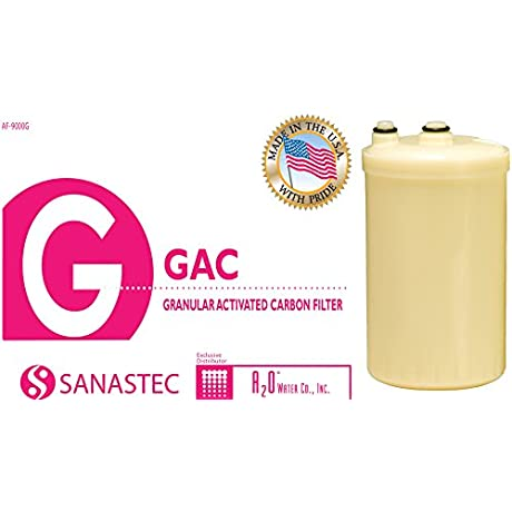 Replacement Water Ionizer Filter Granular Activated Carbon Original Type HG Model NOT Compatible With H GN Models Made In USA 3 Chlorine Test Kit Included