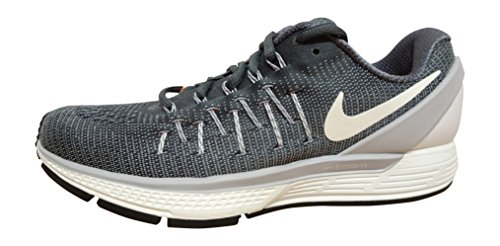 new product 43ff8 91f0a Nike Air Zoom Odyssey 2 Chaussures De Course Pour Hommes 844545 Chaussures  De Tennis Chaussures Gris