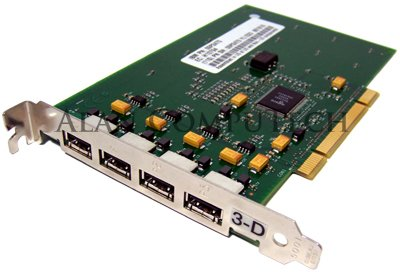 IBM RS6000 KB-M-USB 4-Port PCI Attachement Card 09P2470 for sale  Delivered anywhere in USA