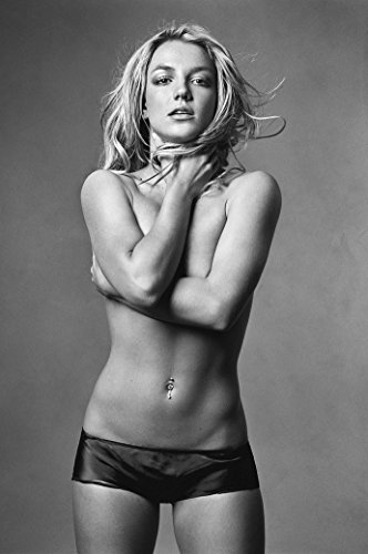 (Britney Spears Music Star Poster 36 inch x 24 inch / 20 inch x 13 inch)