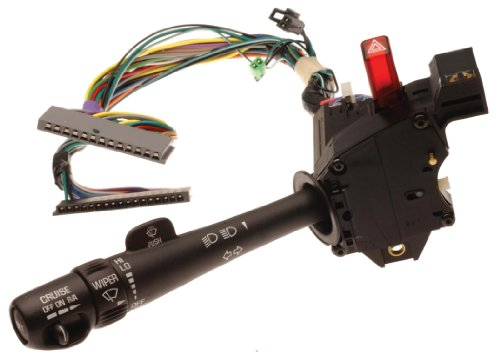 ACDelco D6254C GM Original Equipment Turn Signal, Headlight Dimmer, Windshield Wiper and Washer Switch with Lever