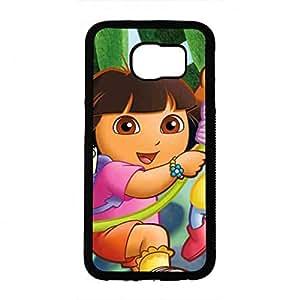 DORA The EXPLORER Funda For Samsung Galaxy S6, Lovely Dora Samsung Galaxy S6 Funda - Nick Jr