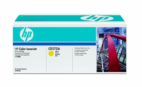 HP CE272A 650A Yellow Toner Cartridge, Office Central