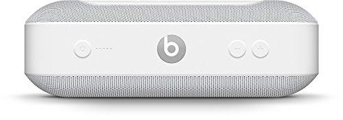 Apple Beats Pill+ - Altavoces portátiles (Estéreo, Inalámbrico y alámbrico, Corriente alterna, Bluetooth/3.5 mm, Mobile phone / Smartphone, Color blanco)