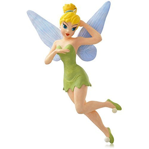 1 X Pretty Pixie - Tinker Bell Disney Peter Pan - 2014 Hallmark Keepsake Ornament