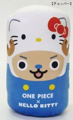 Import ~ Kitty Cushion Roll Chopper Piece japan One hello toy qzwtdw