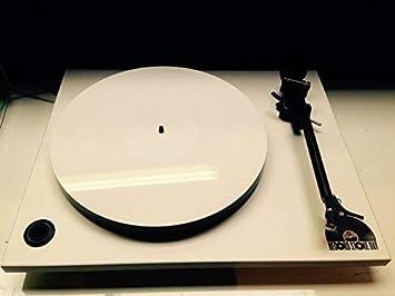 Vinyl Guru Blanco Metacrilato (Acrílico) Alfombrilla ...