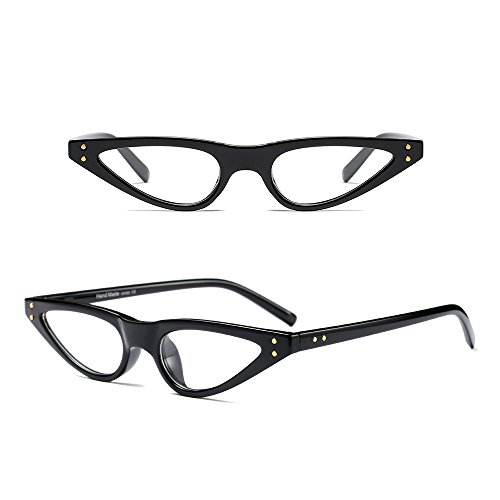 Pequeño Retro Triángulo A Moda 7 BOZEVON Sol de Mujer Marco de Gafas Clásico Gafas Style Ow1SpP8SqE