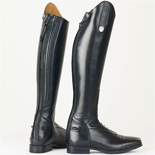Mountain Horse Women's Venezia Field Boot Black 7 S US