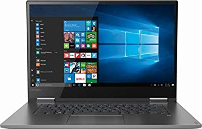 "2019 Lenovo Yoga 730 2-in-1 15.6"" FHD IPS Touch-Screen LED Flagship Laptop 