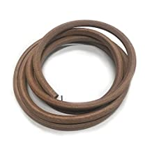 72 Leather Belt For All Treadle Sewing Machines 3/16 Wide by Cutex Sewing Supplies