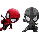 【コスベイビー】『スパイダーマン:ファー・フロム・ホーム』[サイズS]スパイダーマン(壁はりつき版)&スパイダーマン(ステルススーツ版)<2体セット>