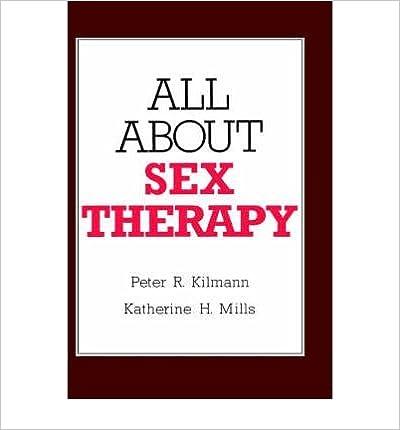 Téléchargement gratuit de manuels en pdf All about Sex Therapy (Hardback) - Common PDF