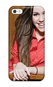 Anti-scratch And Shatterproof Miley Cyrus21 Phone Case For Iphone 5/5s/ High Quality Tpu Case