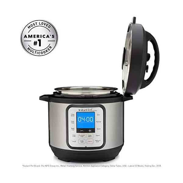Instant Pot Duo Mini 7-in-1 Electric Pressure Cooker, Sterilizer, Slow Cooker, Rice Cooker, Steamer, Saute, Yogurt Maker… 2