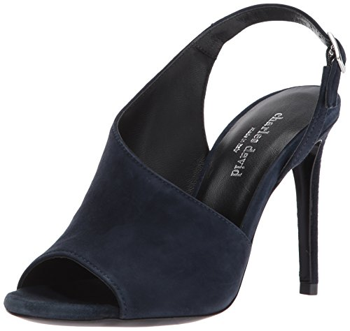 (Charles David Women's Divina Pump,Navy,40 Medium EU (9.5,10,10.5 US))
