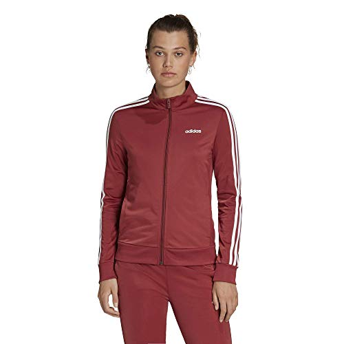 adidas womens Essentials Track Jacket