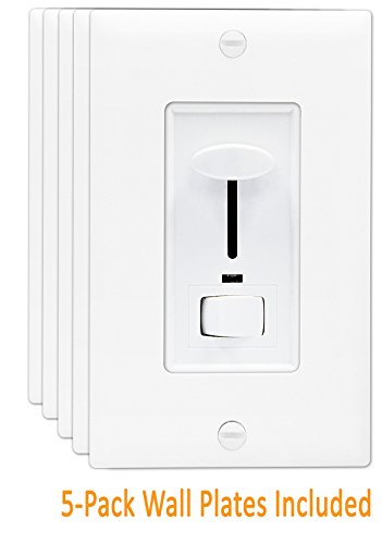 Multi Location White Dimmer - 8