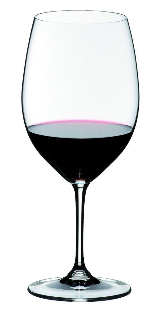 Riedel VINUM Bordeaux/Merlot/Cabernet Wine Glasses, Pay for 6 get 8 by Riedel