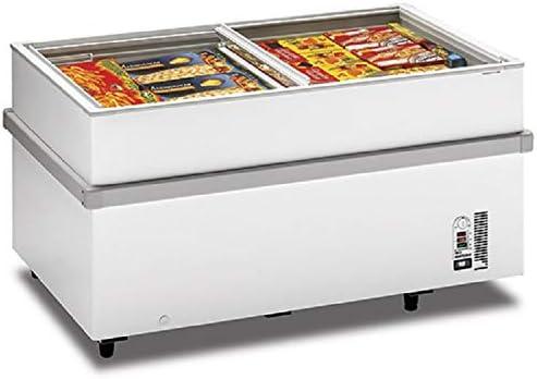 Virtus – congelador para supermercado – Puerta corredera, Virtus 1550 mm: Amazon.es: Hogar