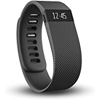 Fitbit Charge Wireless Activity Tracker & Sleep Wristband (Black or Slate) - Pre-Owned