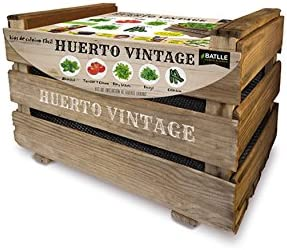 Huerto Urbano - Huerto vintage - Batlle: Amazon.es: Jardín