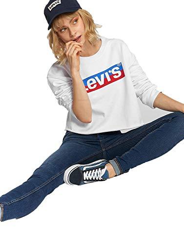 Levi's Jeans Femmes Innovation Skinny Pqzqyox In Berth Stone W eliza rECHqtxr