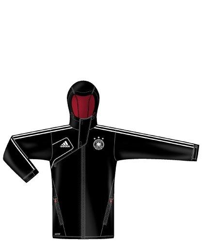 Adidas DFB tempo libero Giacca Euro 12DFB TRAV Jkt GR. 5