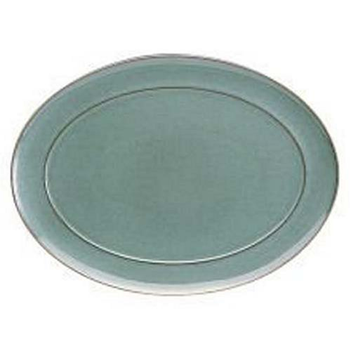 Denby Regency Green Oval Platter -